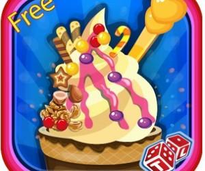 Crea tus propios helados soft!! Con este divertido juego Android.