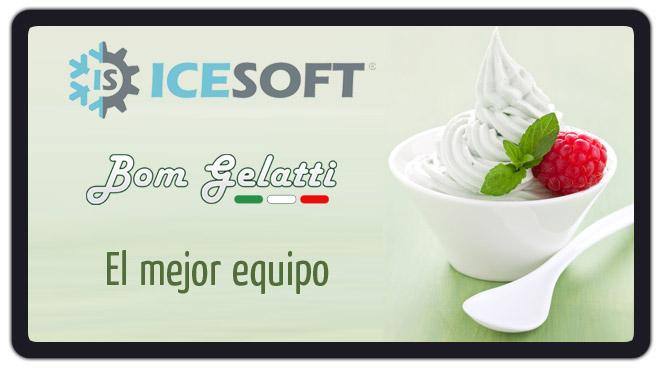Producto para heladerias