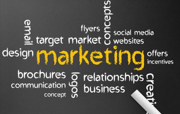 Material promocional y Marketing