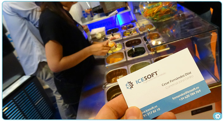 Icesoft con nuevos comerciales, creciendo poco a poco
