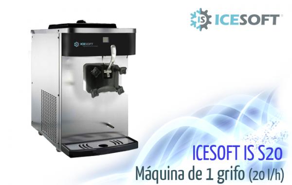 Máquina de helado IS-S20 (1 Grifo)