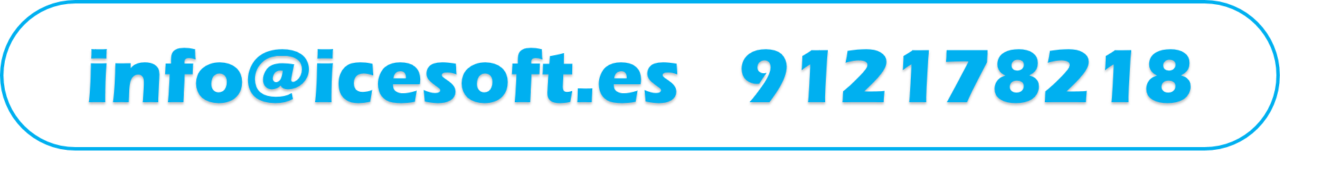 Contacto departamento comercial ICESOFT