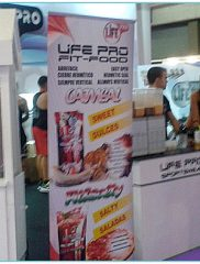Arnold Classic Europe – Stand Life Pro
