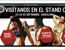 Arnold Classic Europe – Maria, Alberto y Ana
