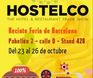 Feria hostelco barcelona 2016 tecnolog a hostelera y for Ferias barcelona hoy
