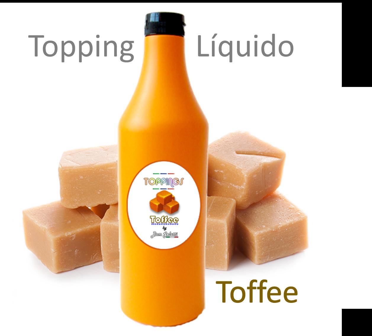 Comprar Topping Liquido De Toffee