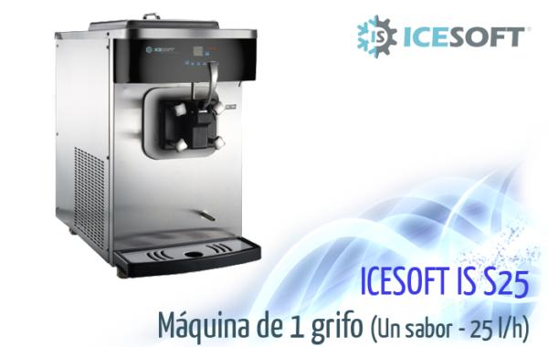 Máquina de helado IS-S25 (1 Grifo)