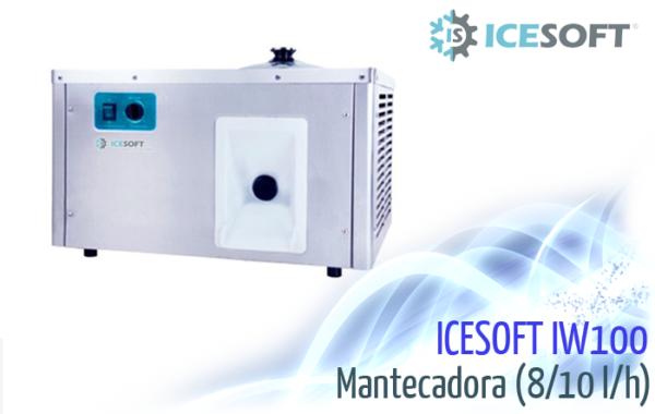 Mantecadora IS-IW100