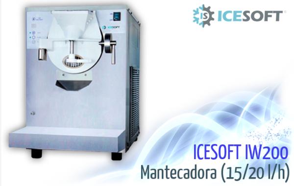 Mantecadora IS-IW200