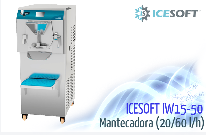 Pasteurizadora IS-IW 15.50