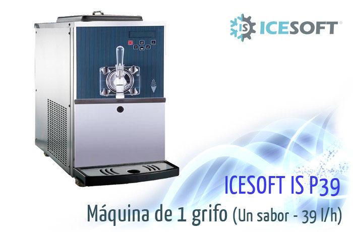 Máquina de helado IS-P39 (1 Grifo)
