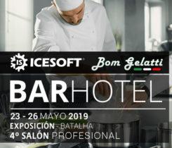 icesoft feria batalha barhotel 2019 Portugal